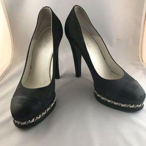 CHANEL Classic high Heels Pumps Size 9